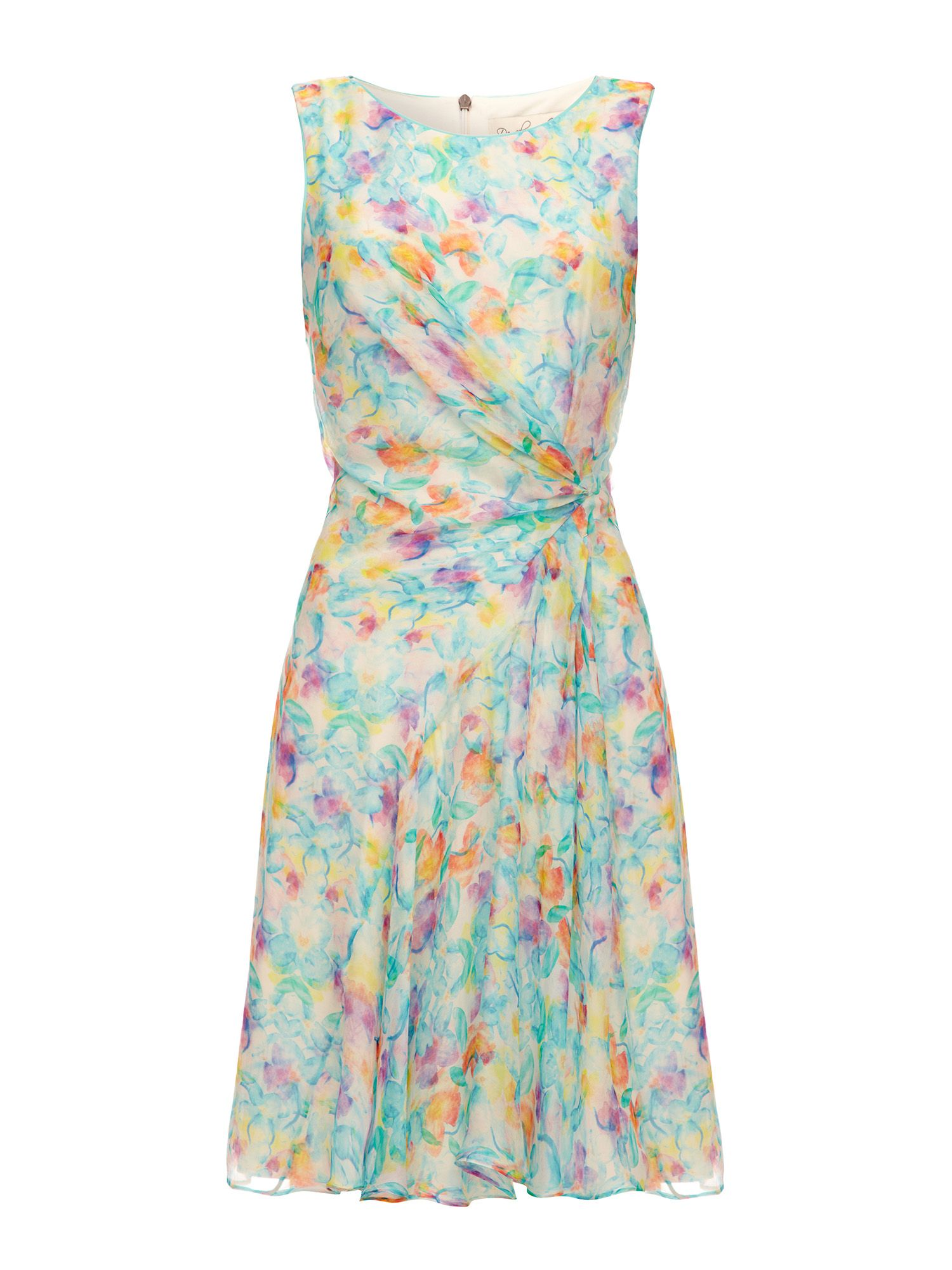 Catalina print dress