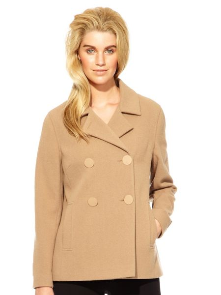 Damsel in a Dress Harrington Coat