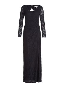 Eshott Hall Lace Dress