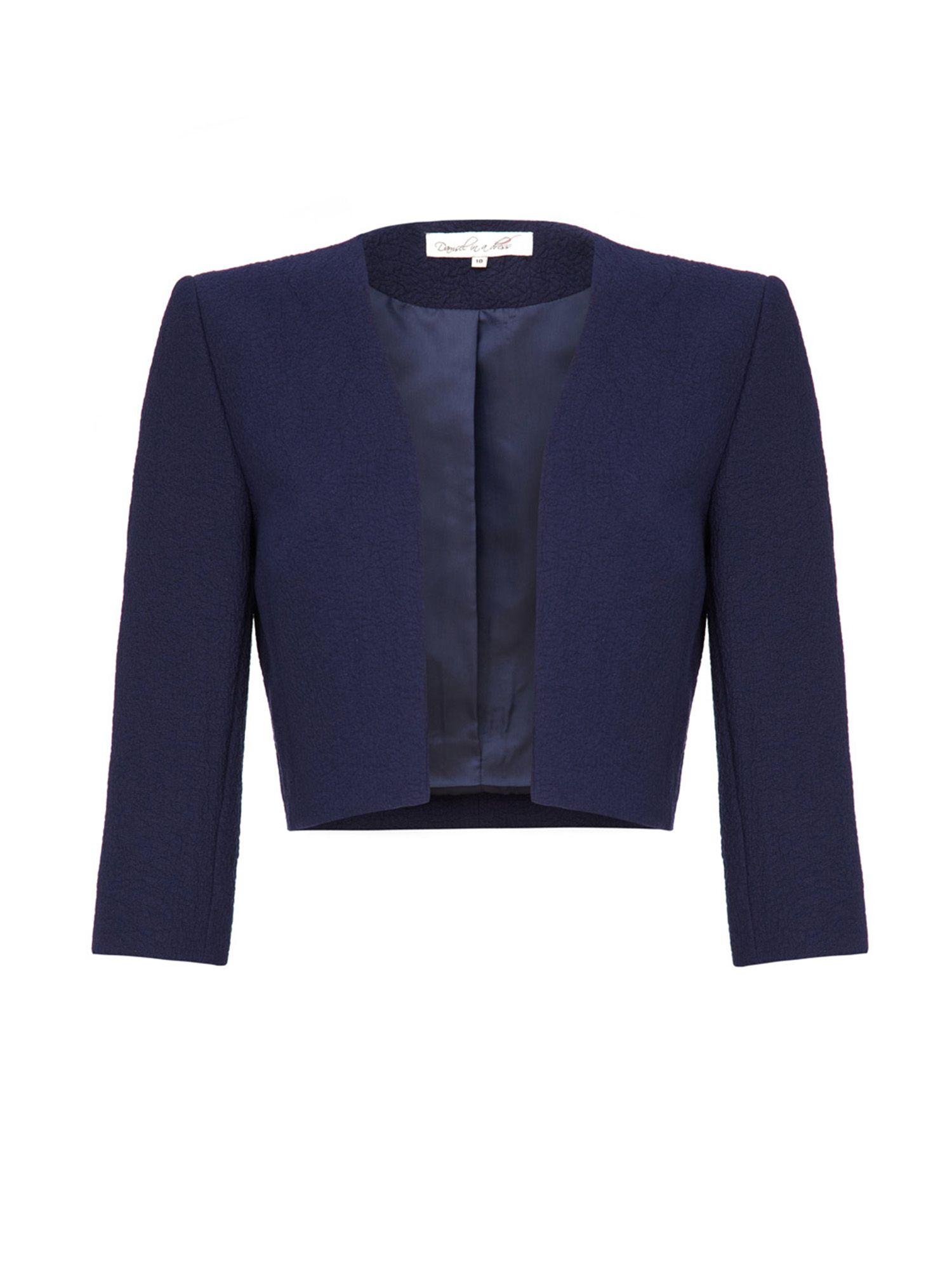 Damsel in a Dress Fjord Jacket Navy, Blue