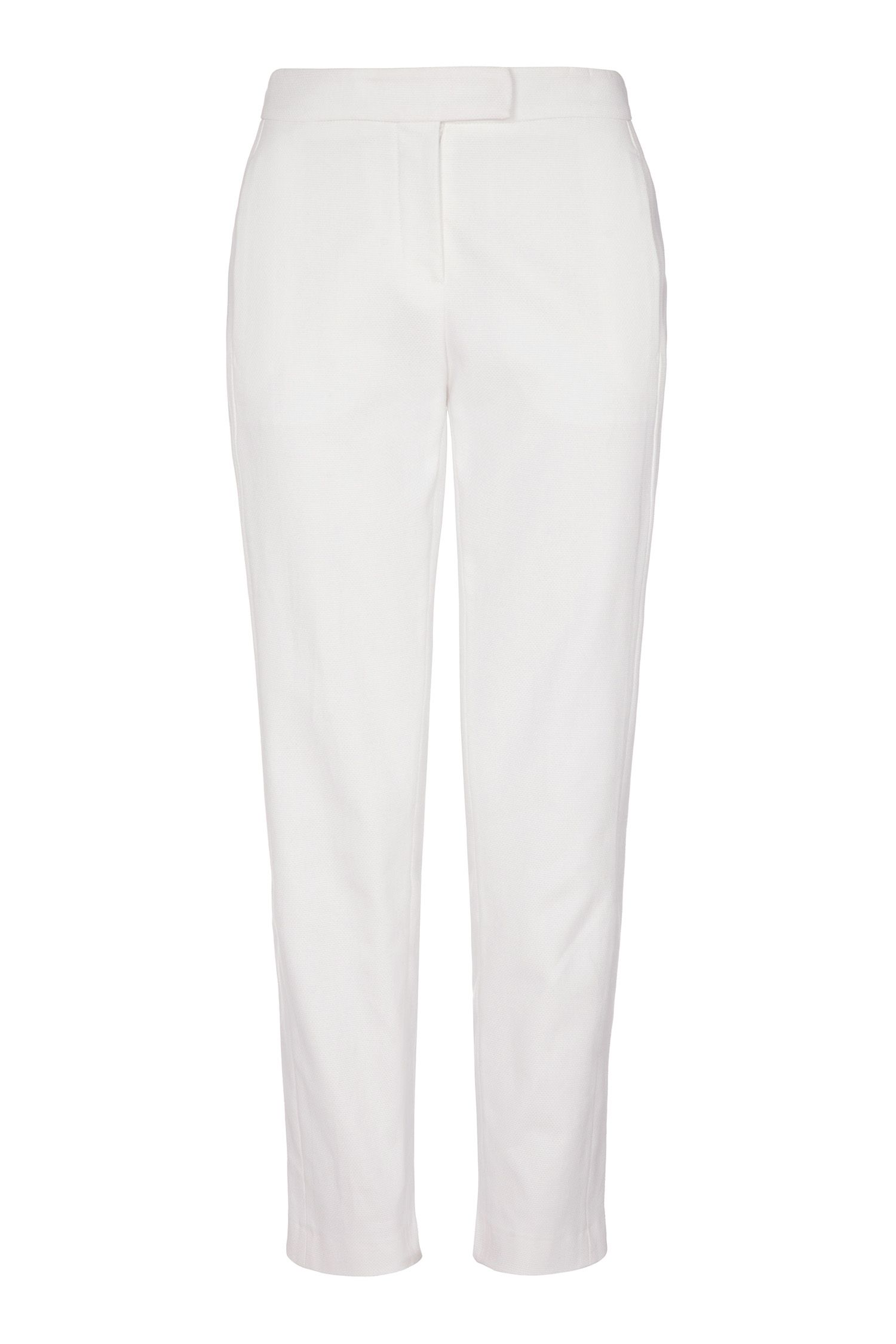Damsel in a Dress Papyrus Trouser, White