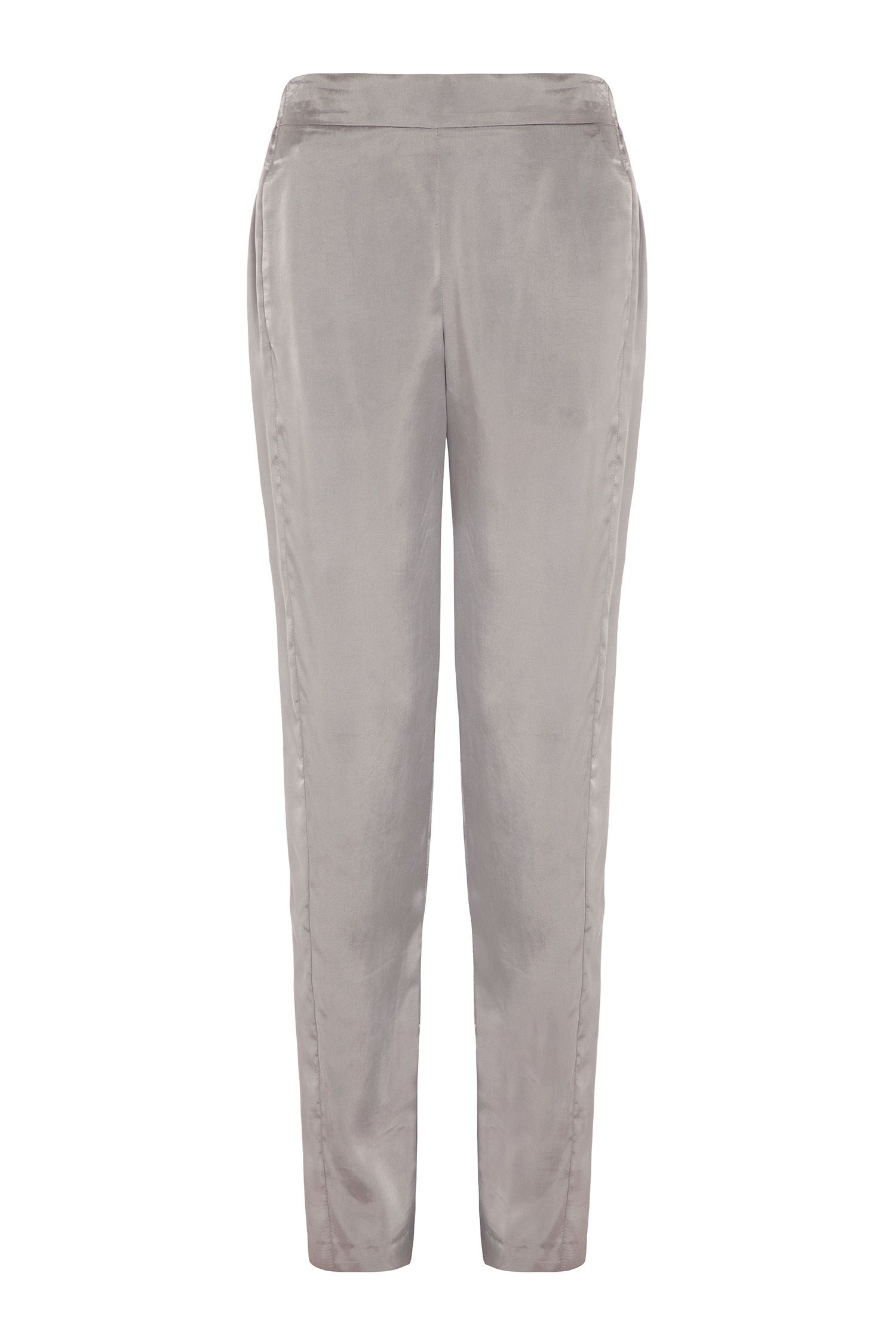 Damsel in a Dress Scala Trousers, Grey