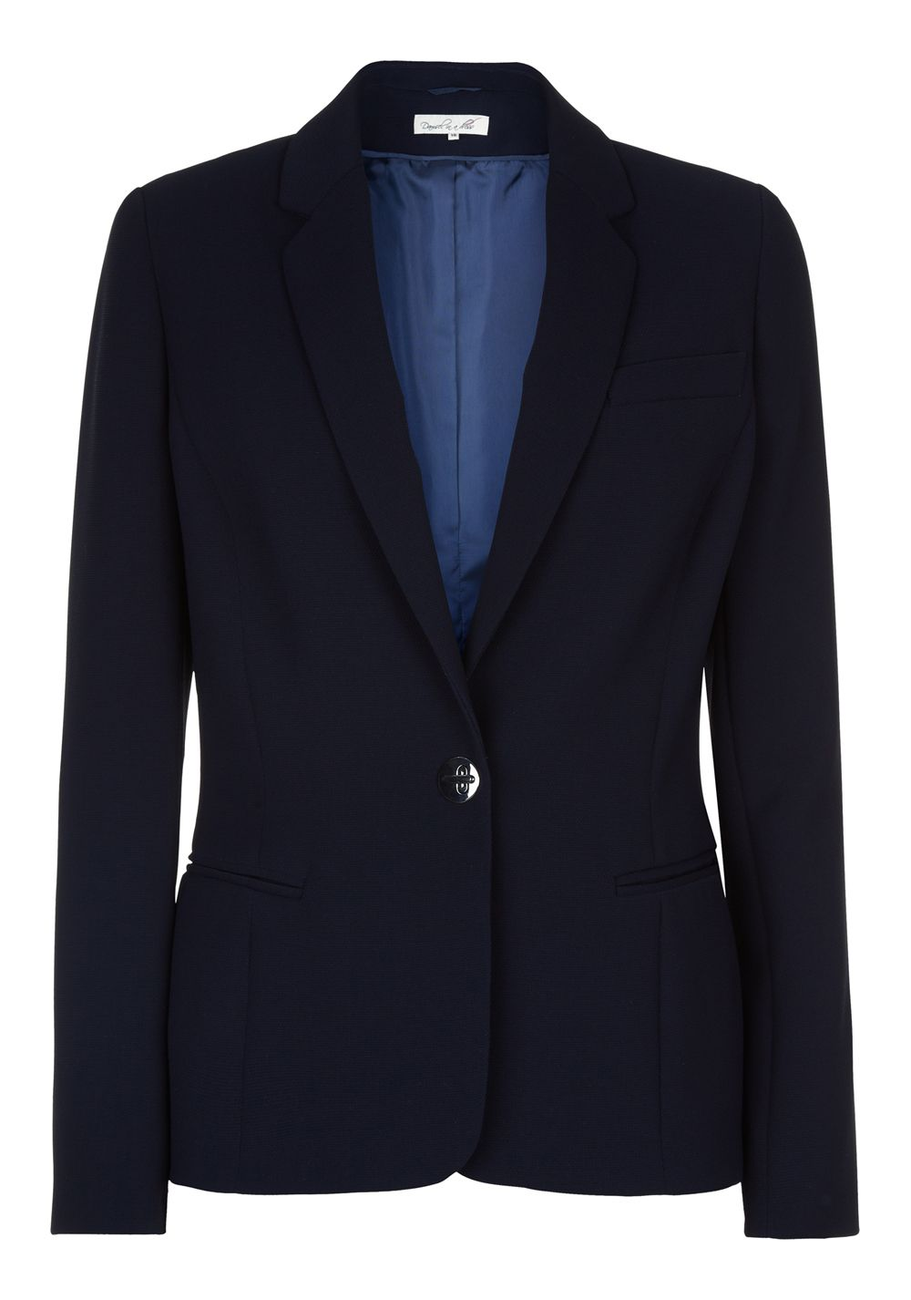 Damsel in a Dress Nordic Jacket Navy, Blue