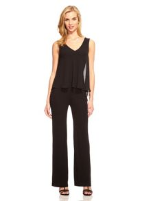 Damsel in a Dress Schwarz jumpsuit