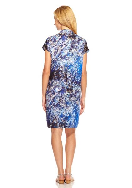 Damsel in a Dress Satellite print dress