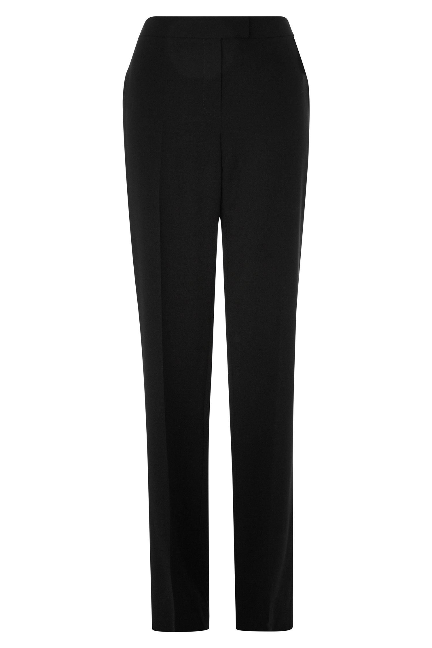Damsel in a Dress Spotlight Narrow Leg Trouser, Black