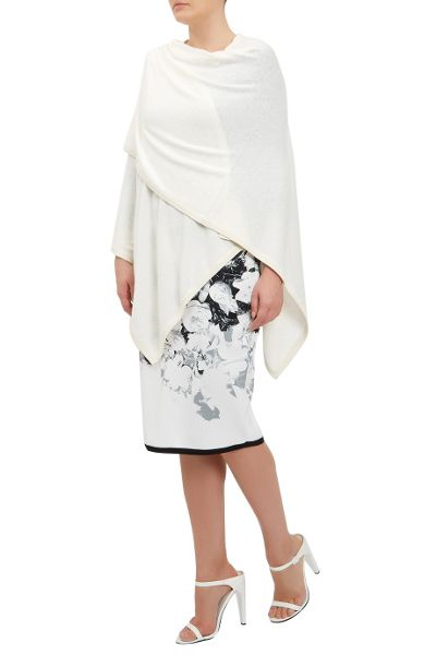 Damsel in a Dress Scoop Cover Up