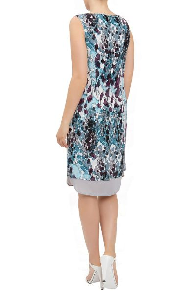 Damsel in a Dress Caico Printed Dress