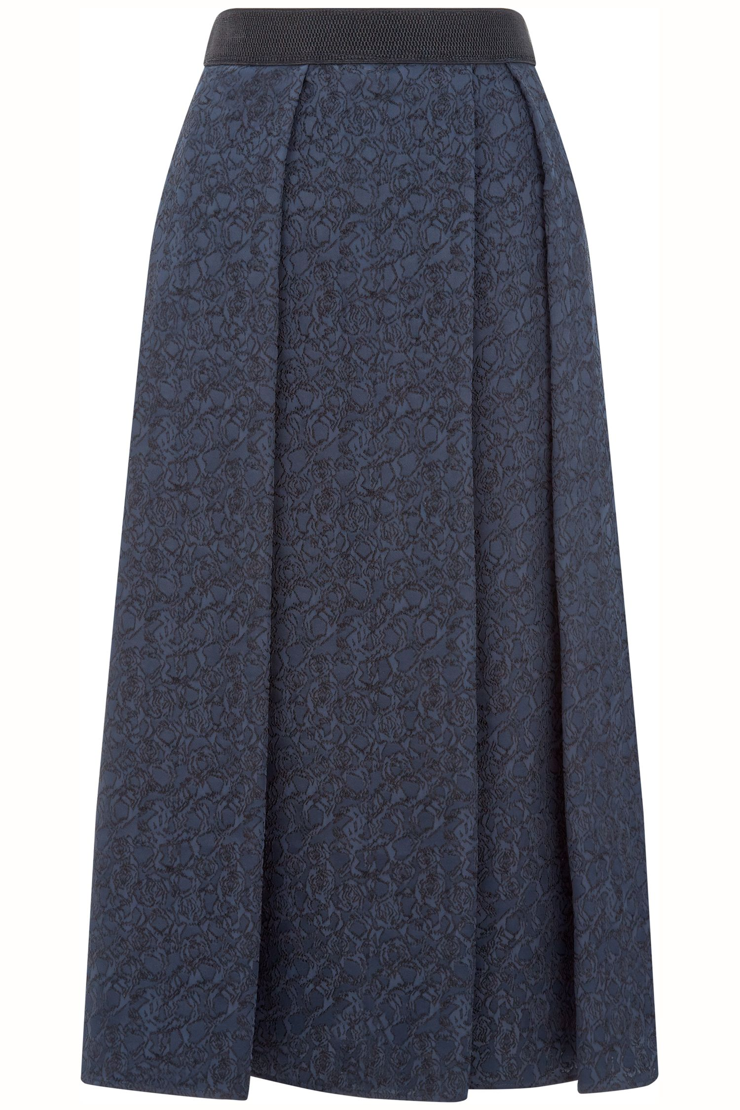 Damsel in a Dress Evangeline Skirt, Blue