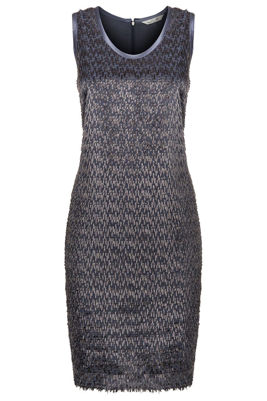 Damsel in a Dress Talia Dress, Grey