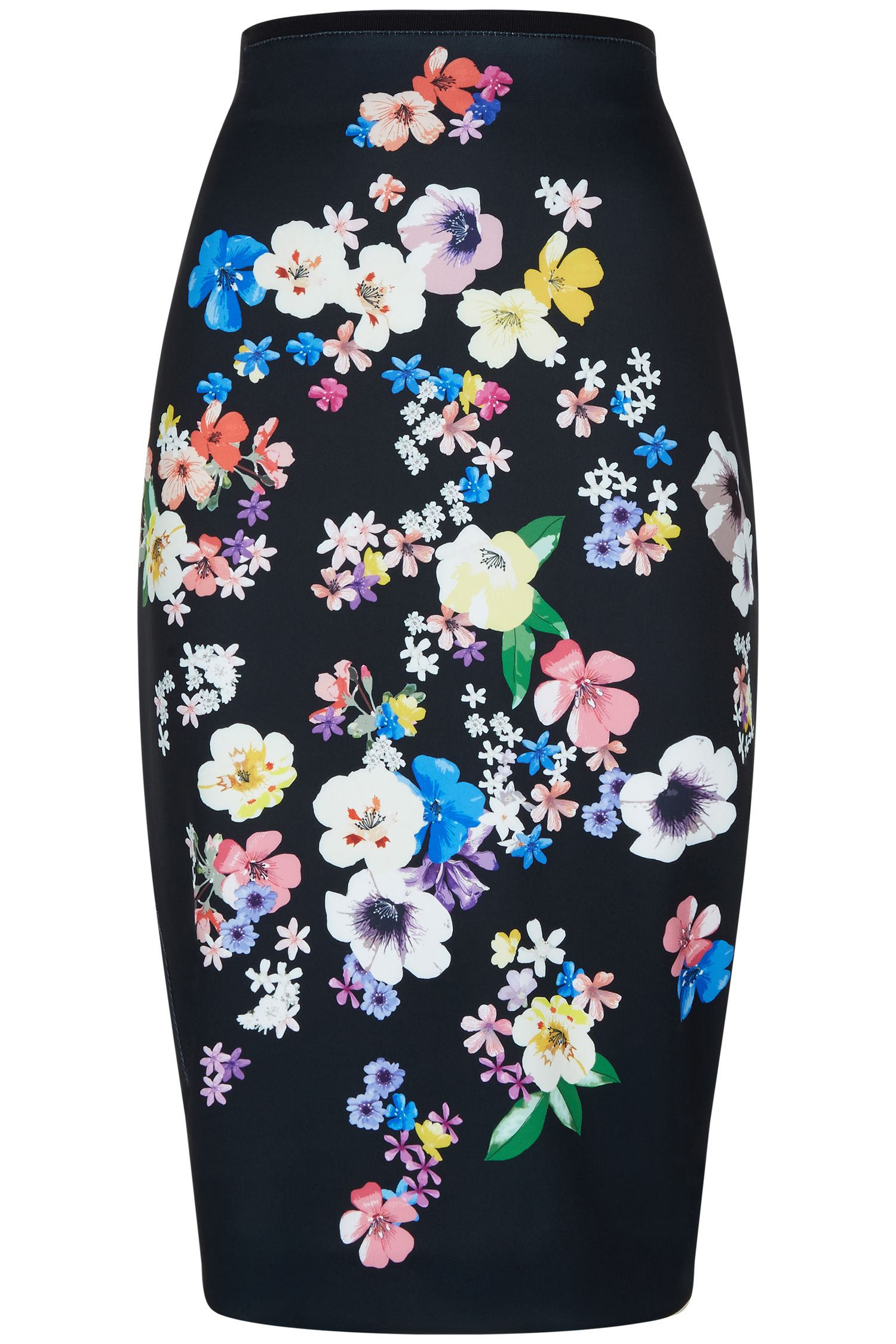 Damsel in a Dress Aromatic Skirt, Multi-Coloured
