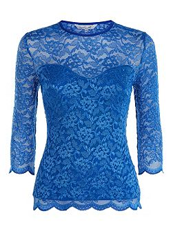 Bern Lace Top