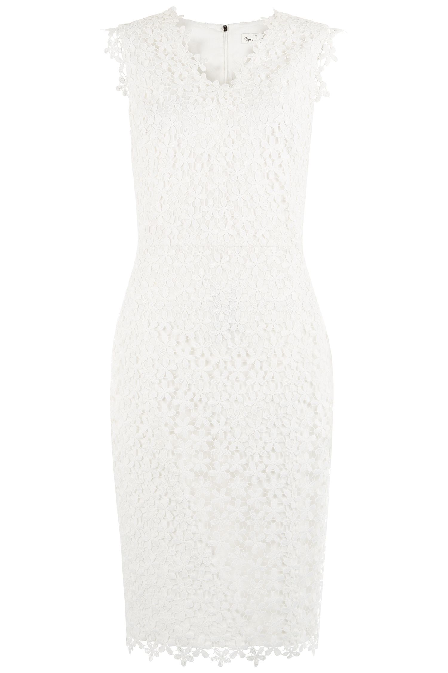 Damsel in a Dress Carolin Lace Dress, Cream