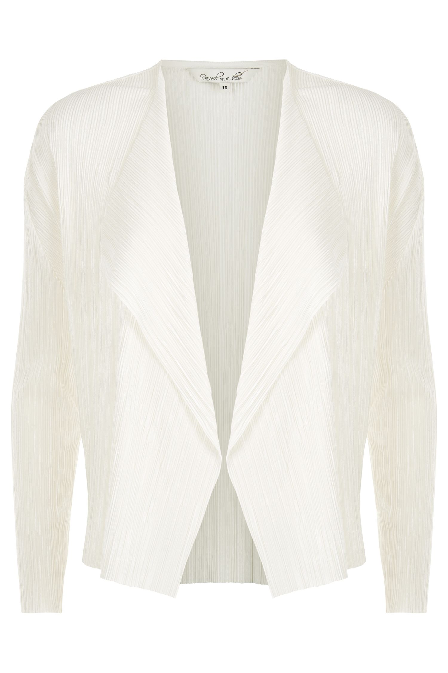 Damsel in a Dress Issy Jacket, White
