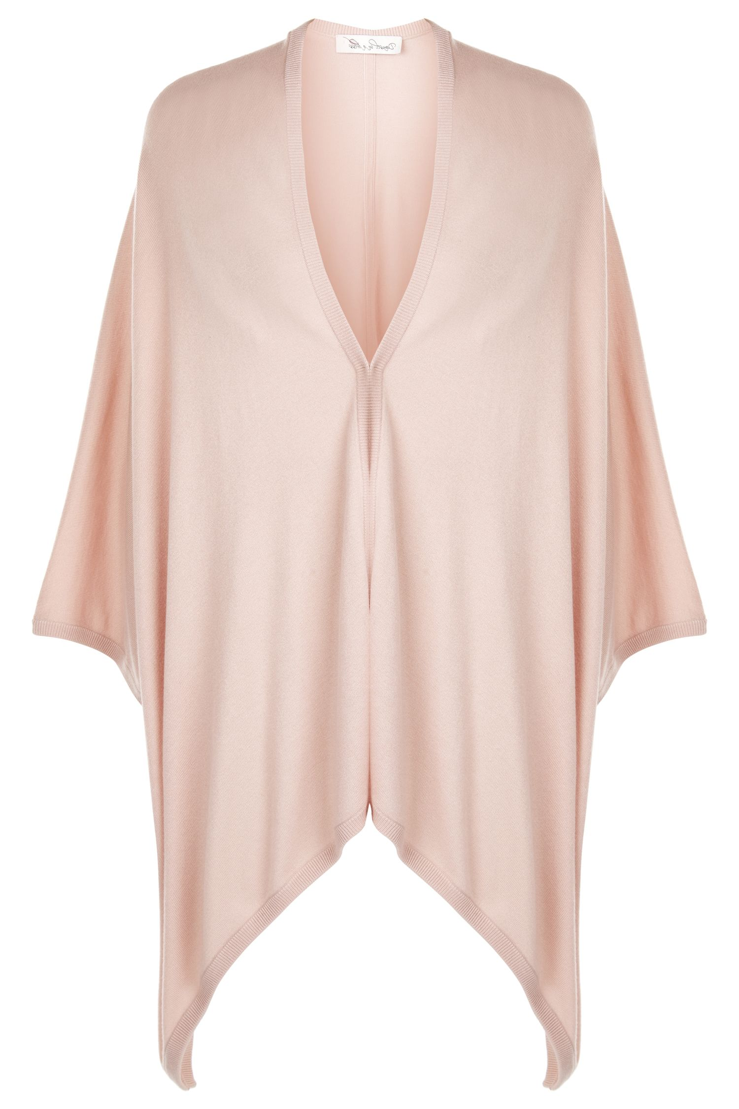Damsel in a Dress Scoop Cover Up, Pink
