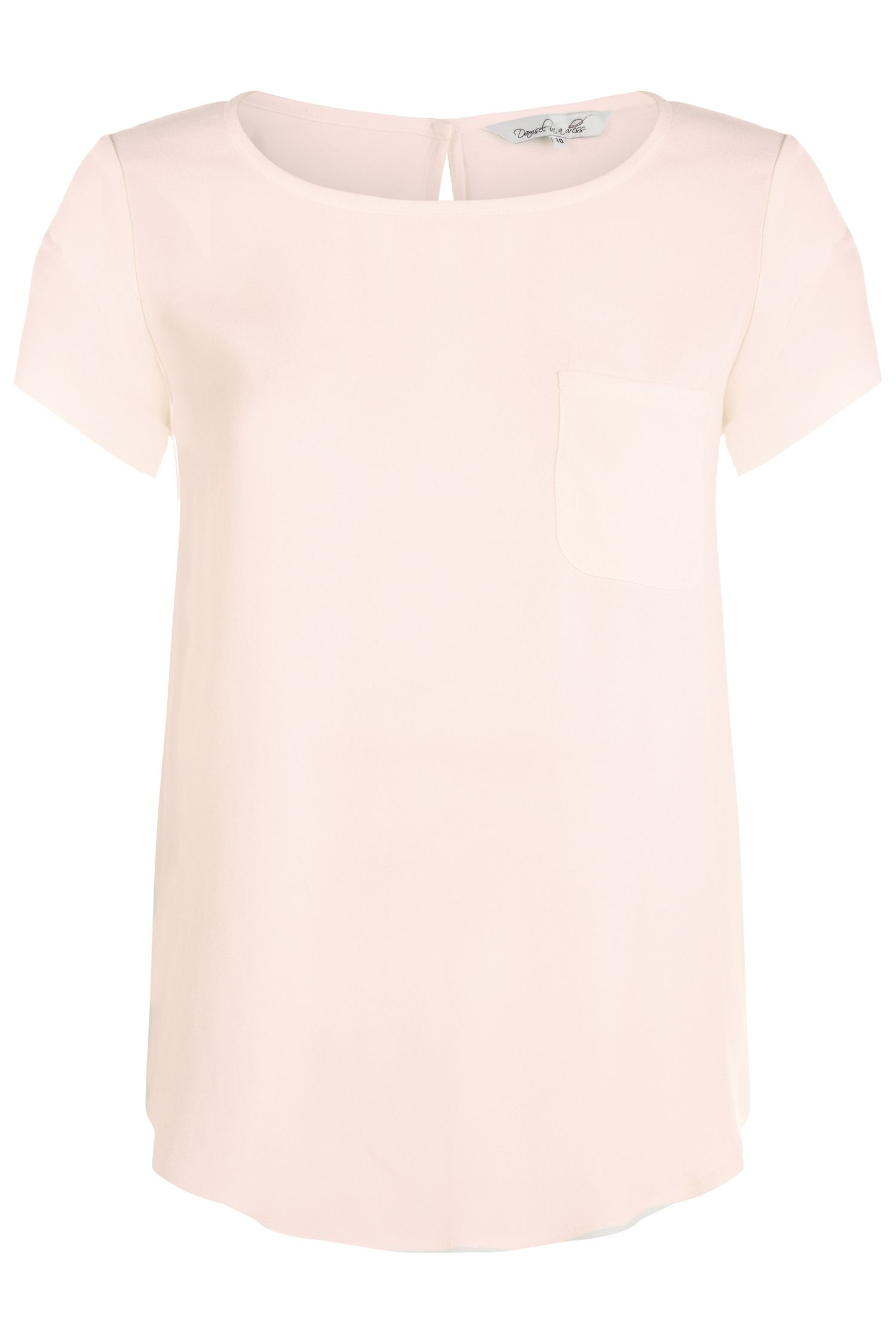 Damsel in a Dress Diane Top, Pink