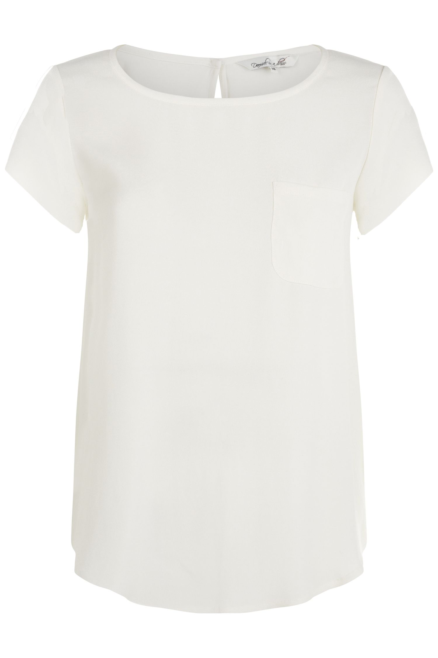 Damsel in a Dress Diane Top, Cream