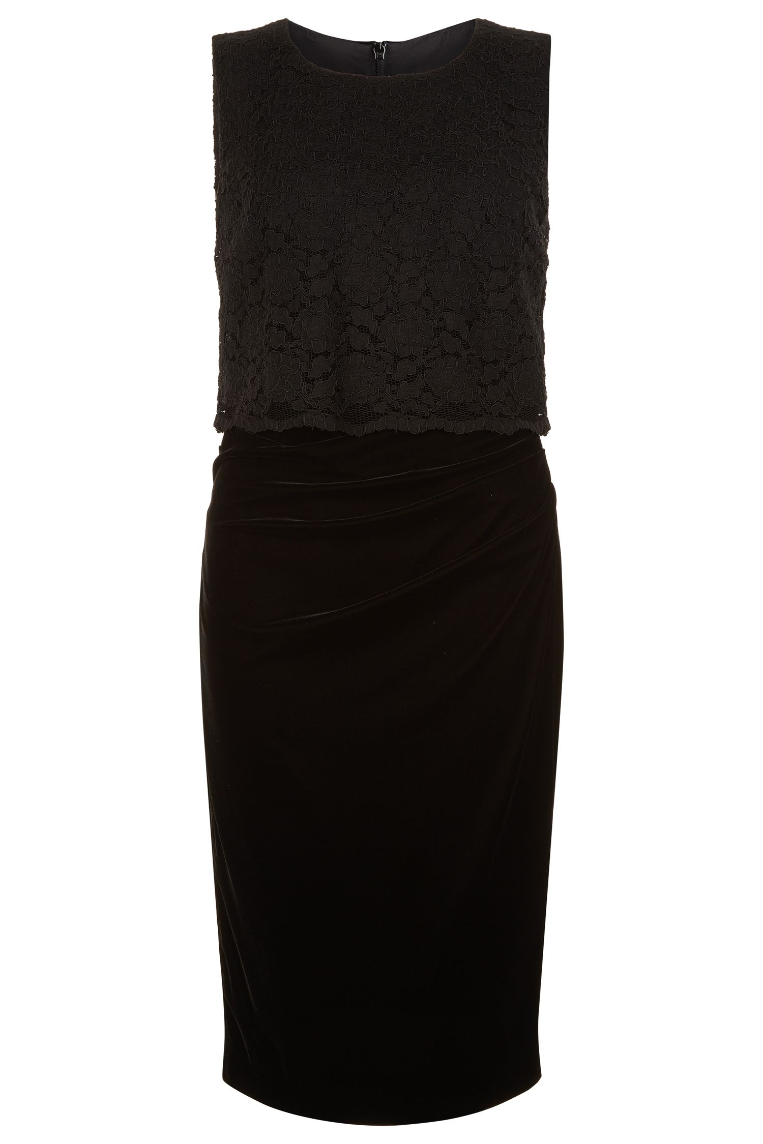 Damsel in a Dress Vesper Dress, Black