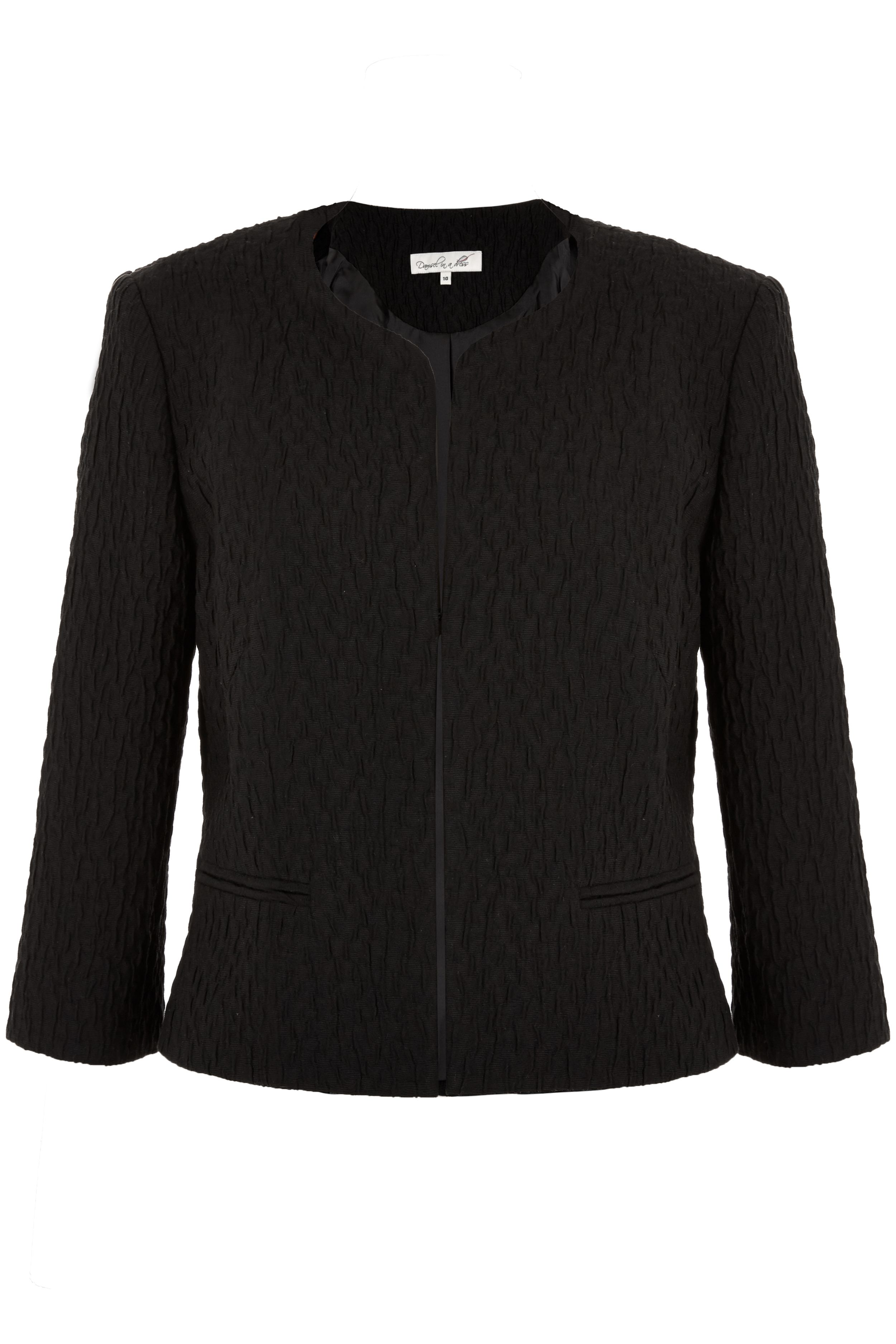 Damsel in a Dress Jentri Jacket, Black