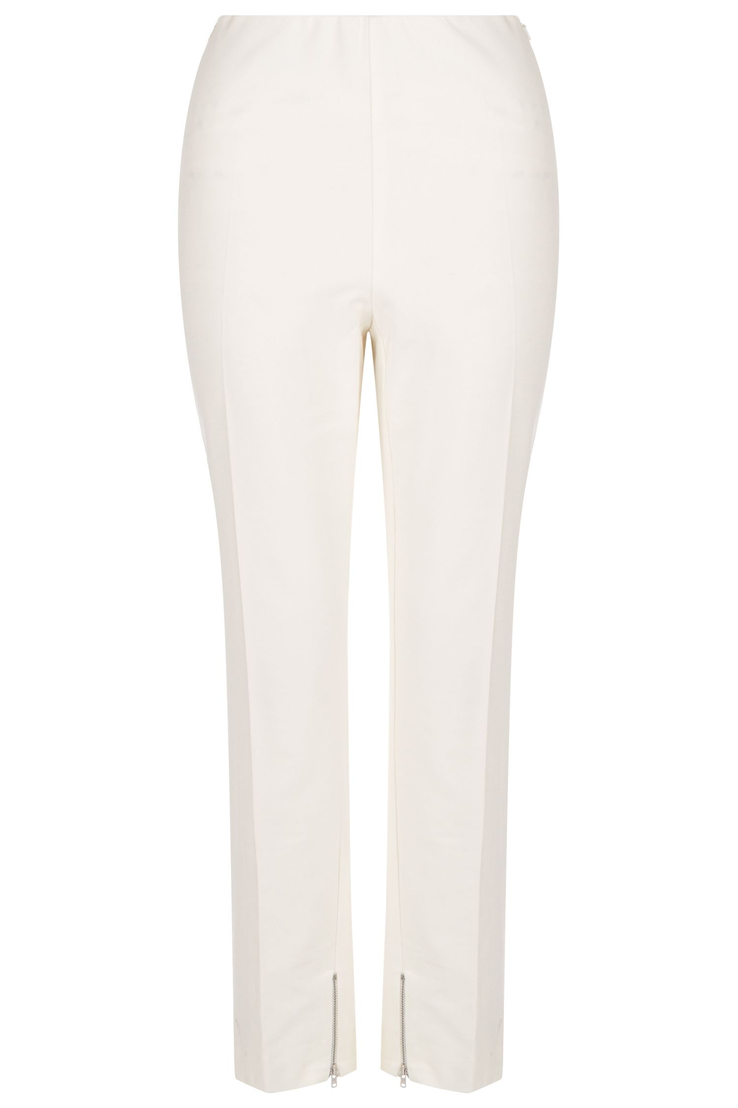 Damsel in a Dress Cropped Trousers, Cream
