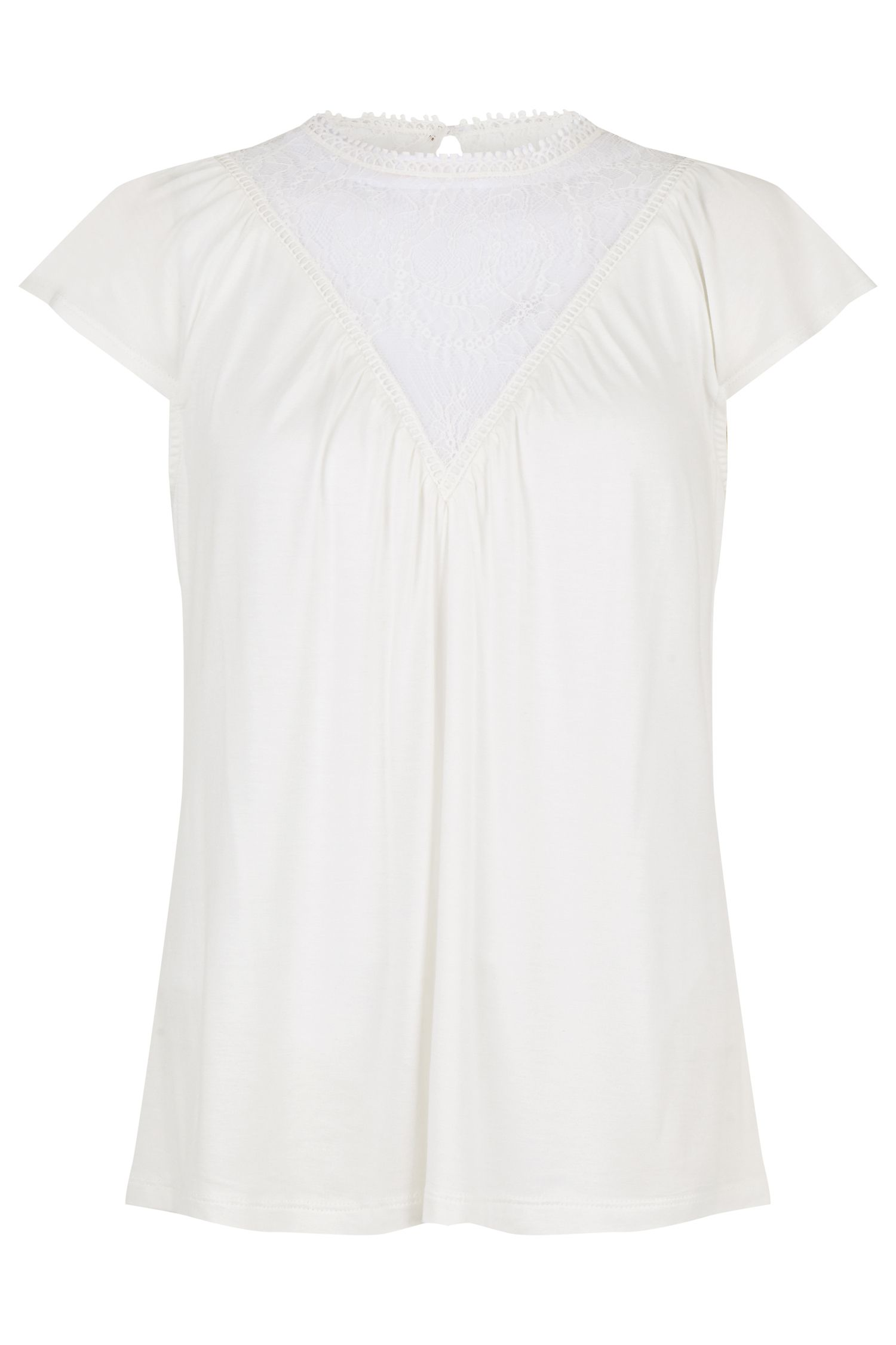 Damsel in a Dress Alicia Top, Cream