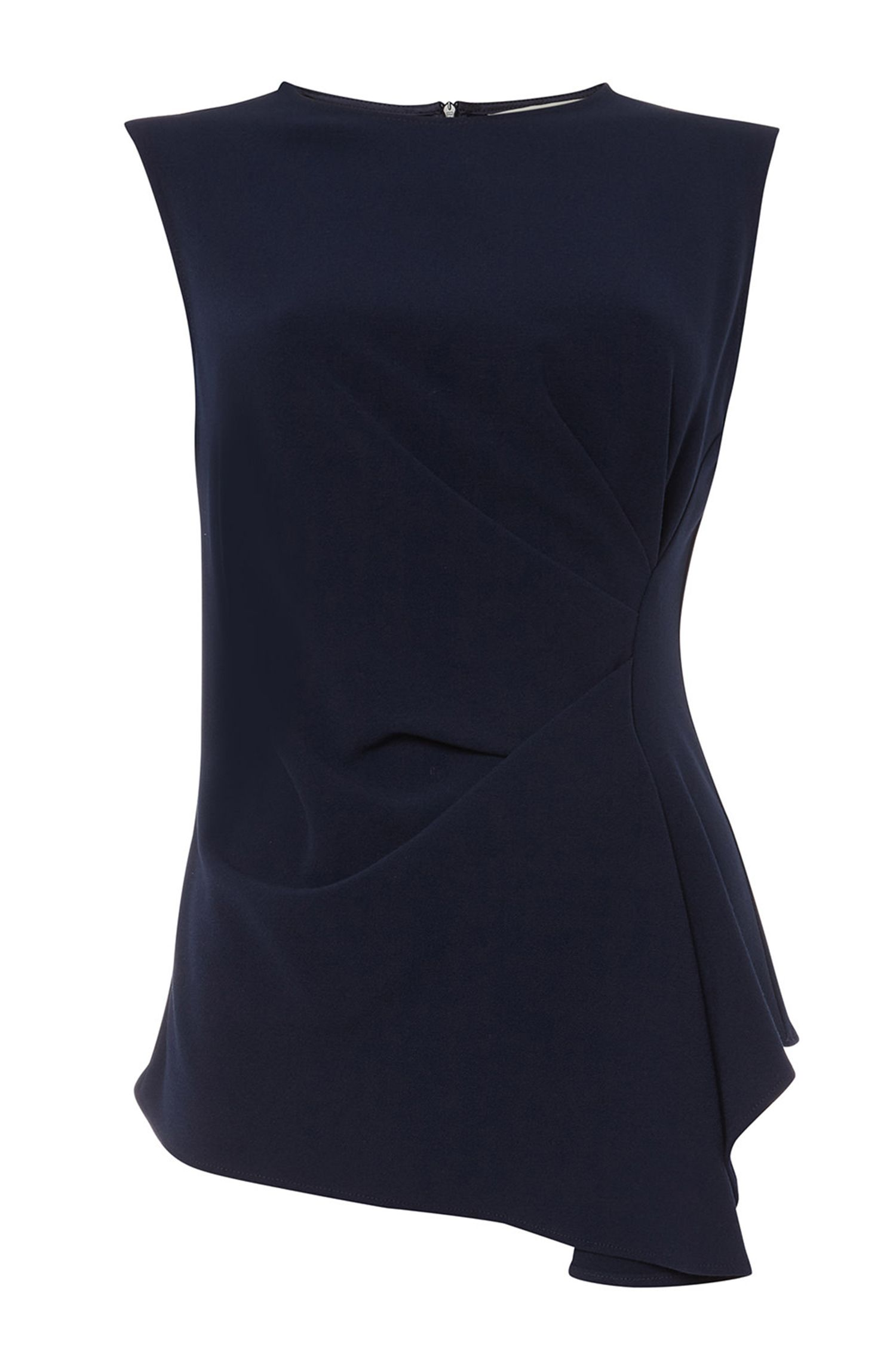 Damsel in a Dress Zofia Top, Blue