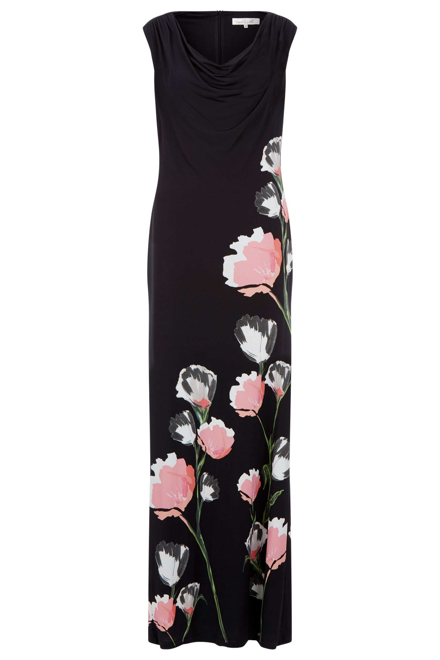 Damsel in a Dress Claire Maxi Dress, Multi-Coloured