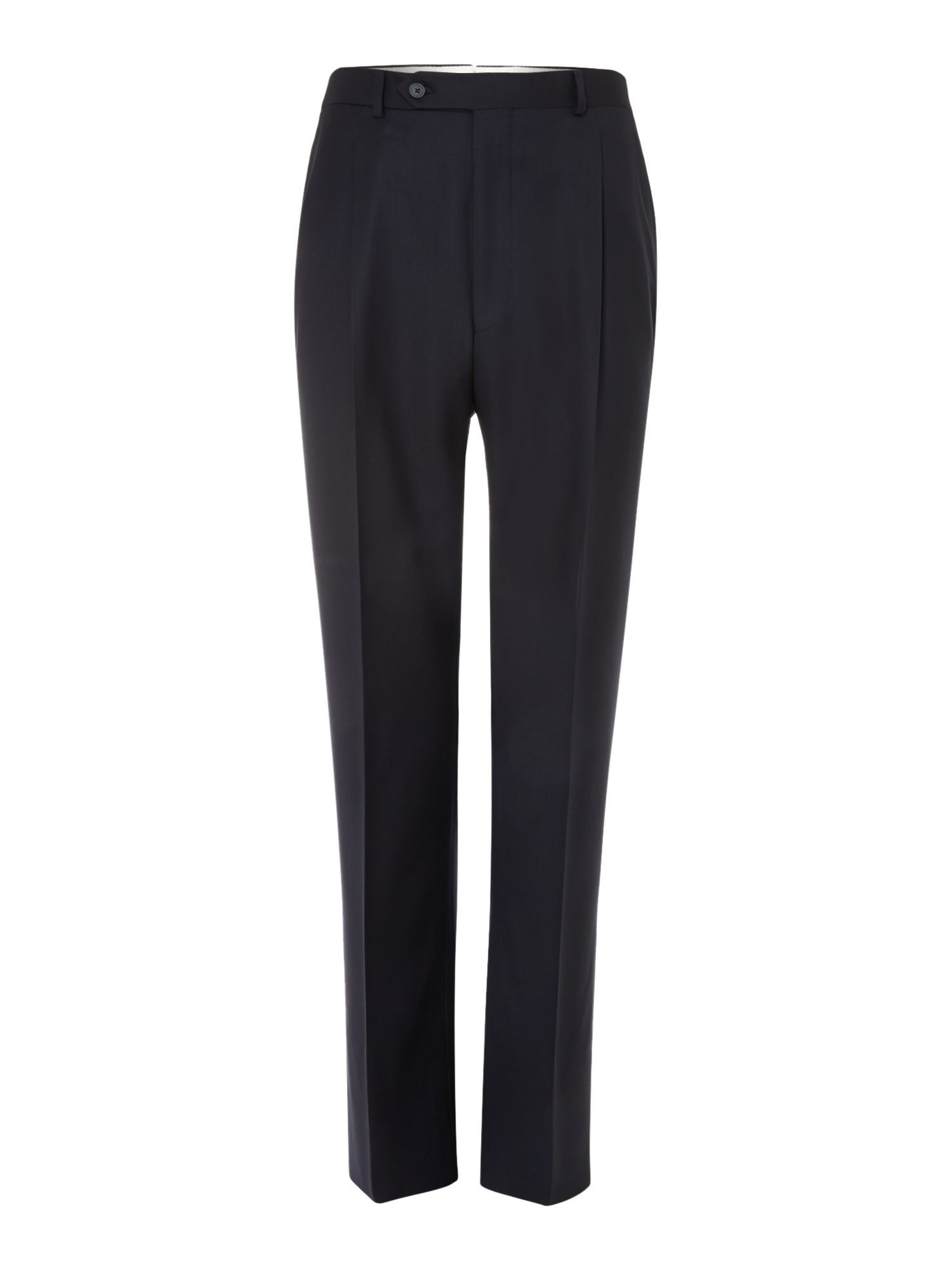 Classic fit formal trousers