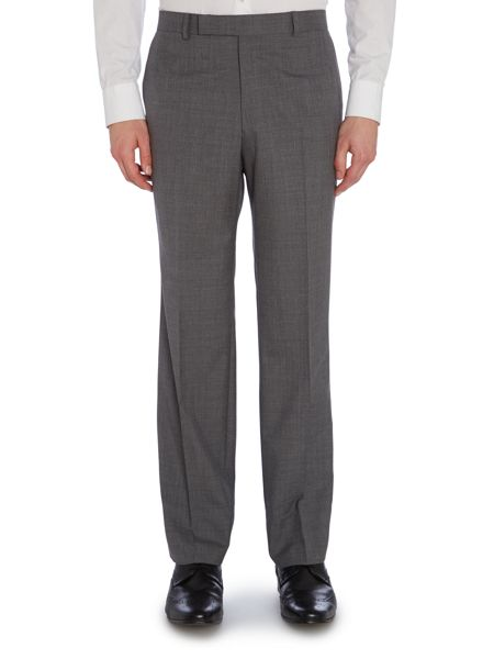 Chester Barrie Straight Leg Tailored Trousers