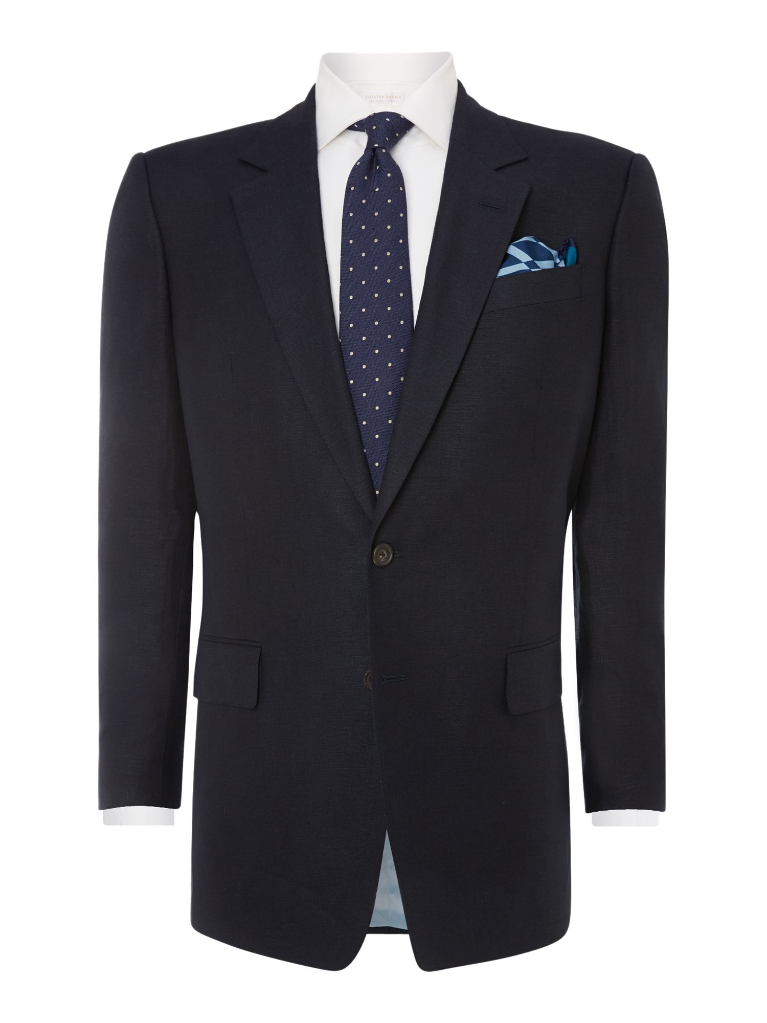 Classic formal suit jacket