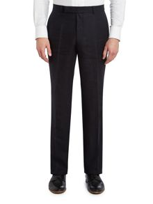Classic formal linen suit trousers