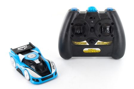 Red 5 Remote Control Wall Climbing Car - Light Blue