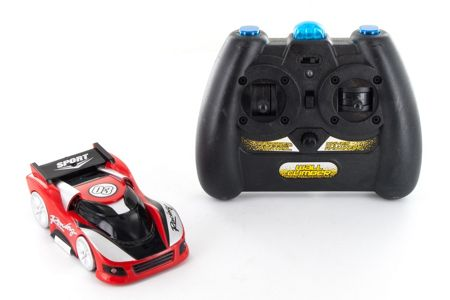 Red 5 Remote Control Wall Climbing Car - Red