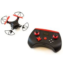Red 5 Mini Quad Drone - Black