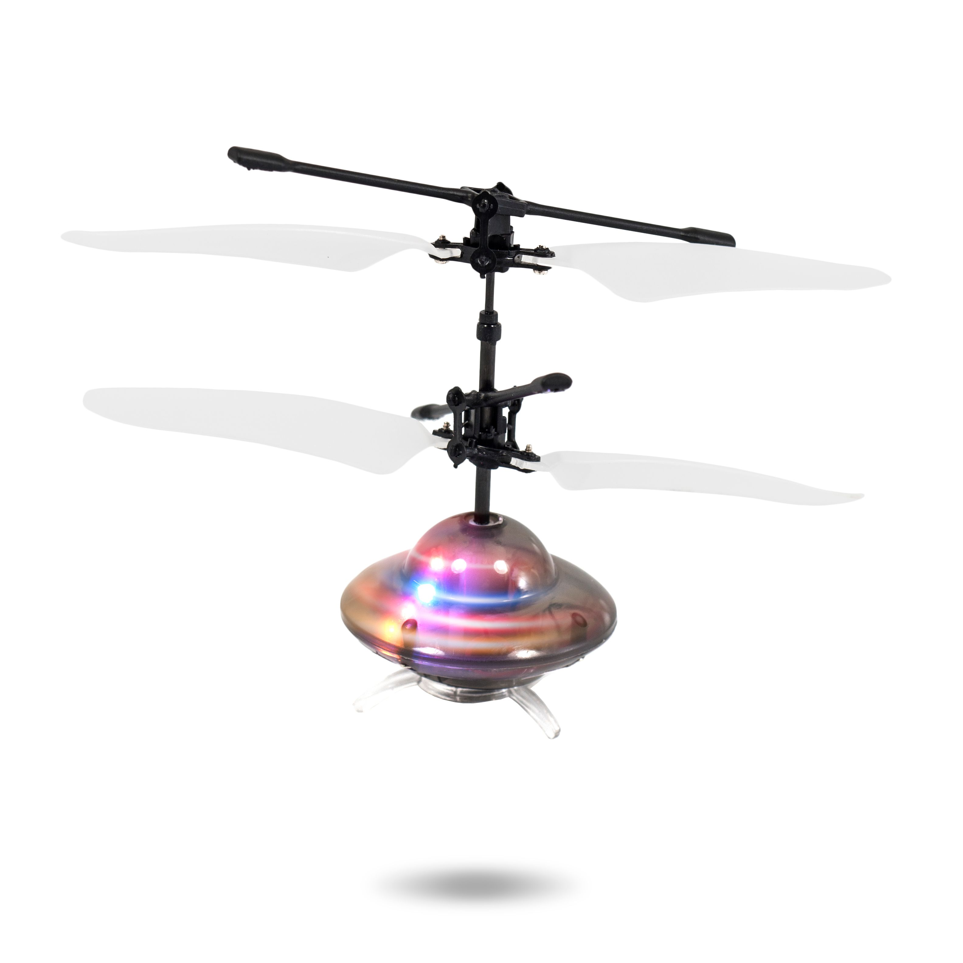 Red 5 IR Cyber Flyer Remote Control Helicopter