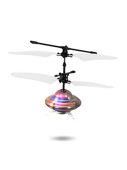 IR Cyber Flyer Remote Control Helicopter