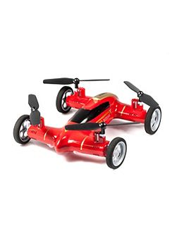 X9 Flying Car - Red