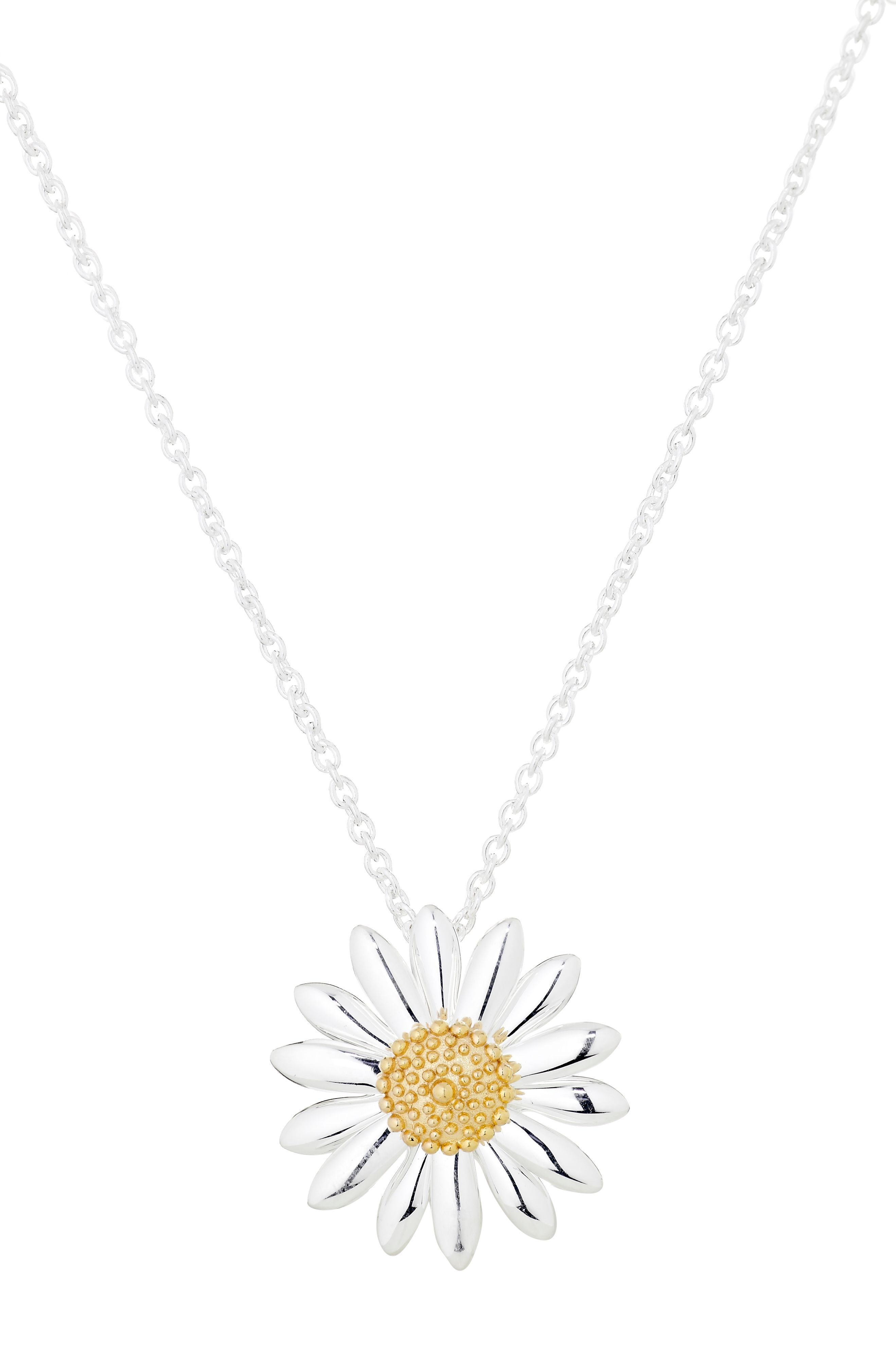 Daisy London Daisy London N2005 ladies necklace, Silver