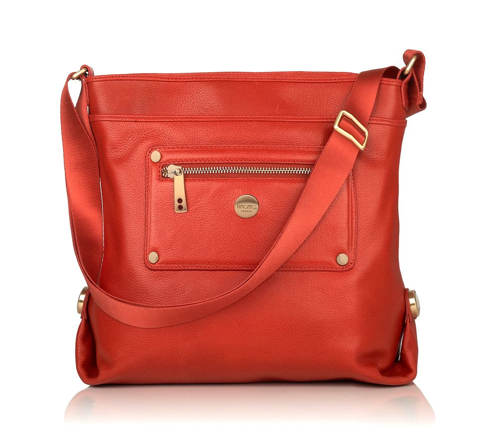 Silvi cross body terracotta