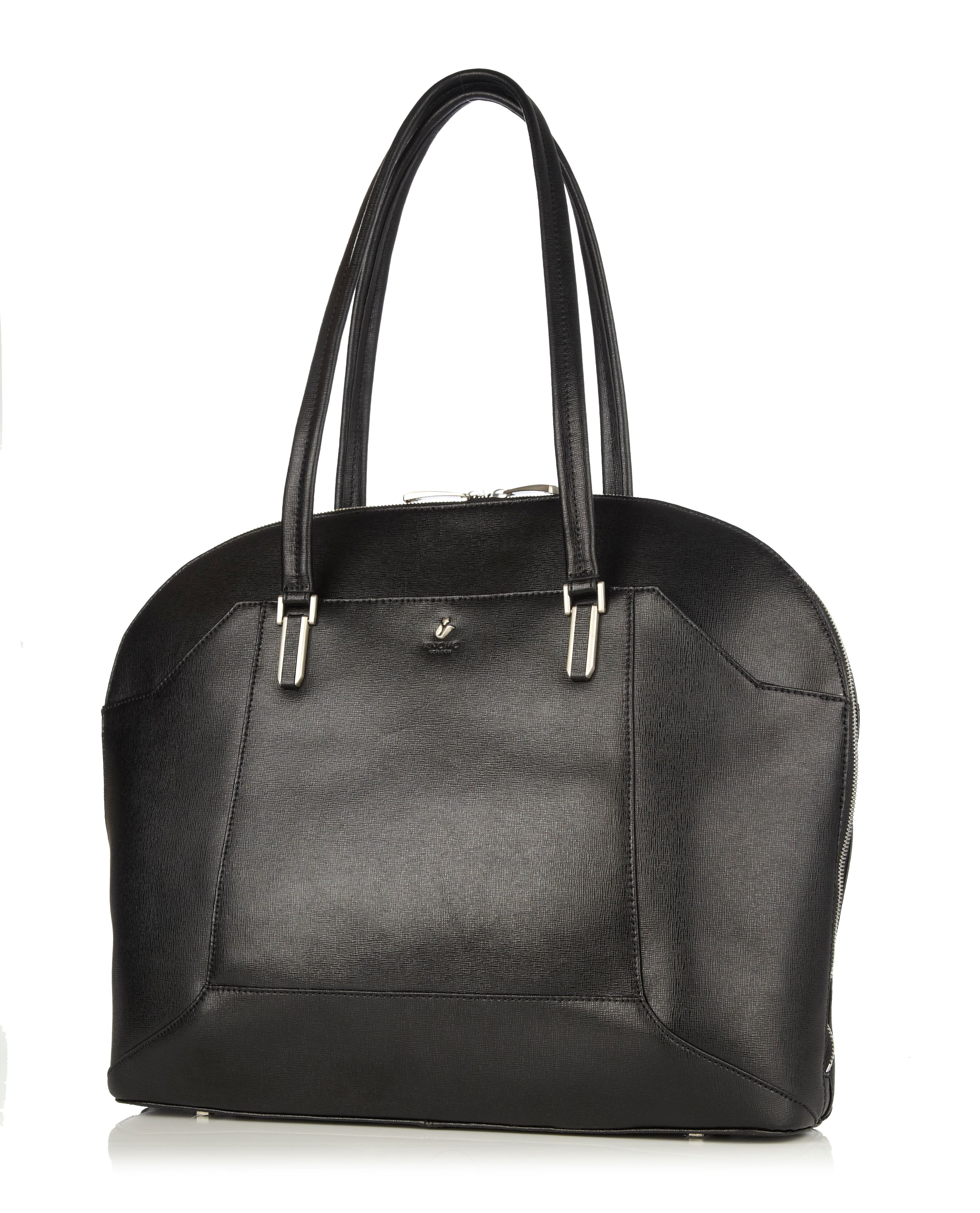 Beaumount black shoulder bag