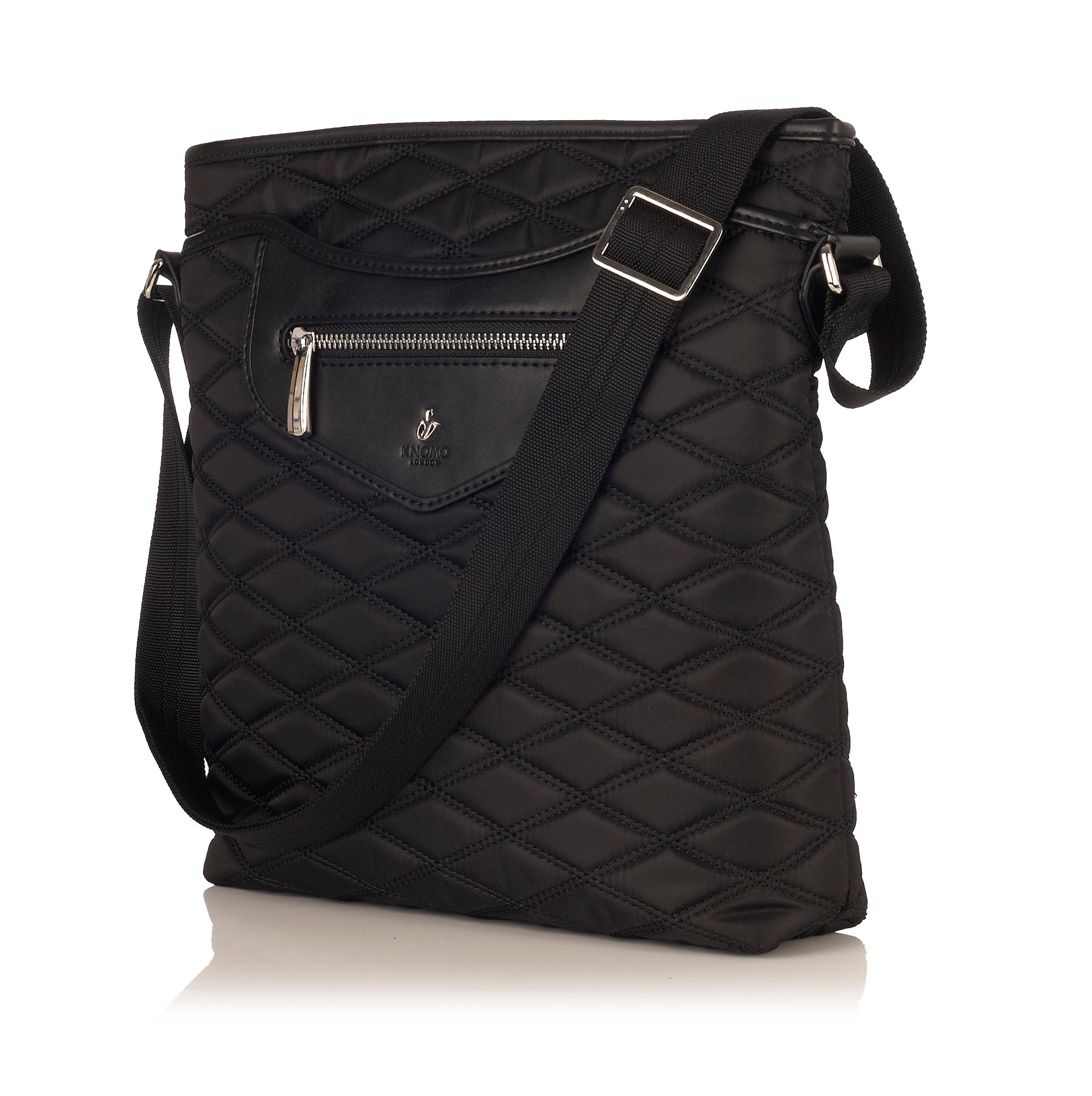 Maple black cross body bag