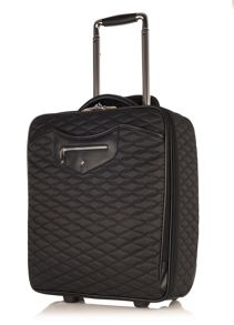 Bolsover black carry on luggage