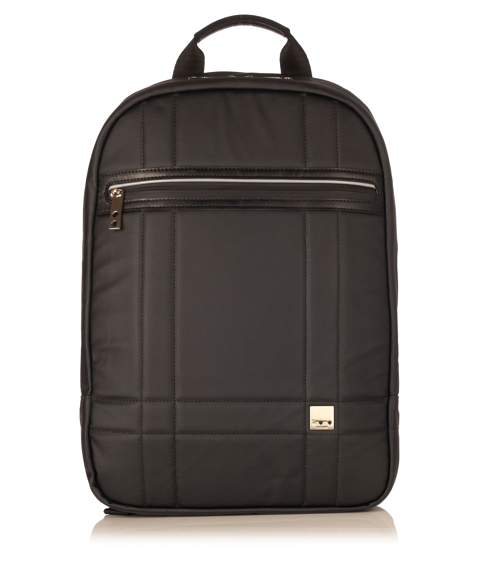 Fargo black backpack