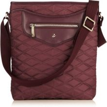 Maple Aubergine Cross Body Bag
