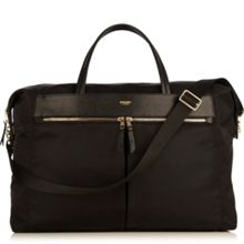 Knomo Dover 15 Black Weekend Bag