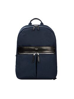 Beauchamp 14 slim backpack navy nylon