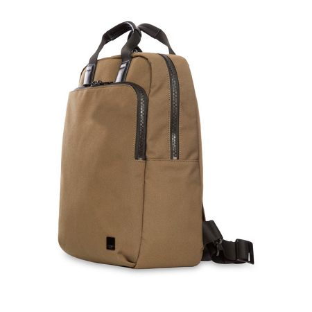 Knomo Brompton James 15 Tote Backpack Deep Army