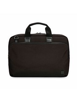 Brompton Maxwell 15 Slim Briefcase Black