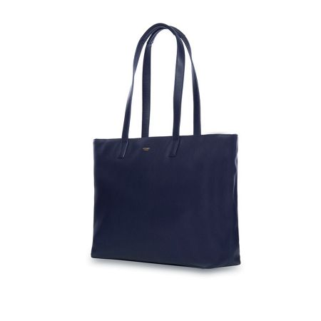 Knomo Mayfair Luxe Maddox Tote Navy