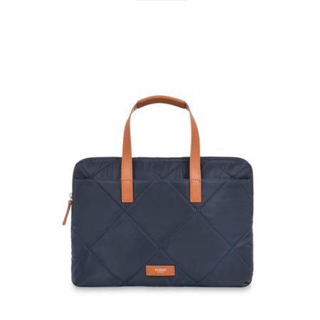 Knomo Paddington Talbot 14 Slim Brief Navy